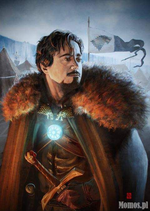 Tony stark of winterfell